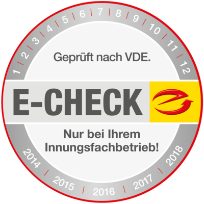 Der E-Check bei Palm Elektroservice in Altenburg